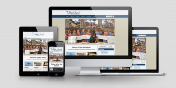 Church Website Design CD102