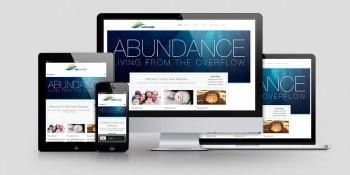 Church Website Design CD107
