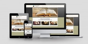 Church Website Design CD103