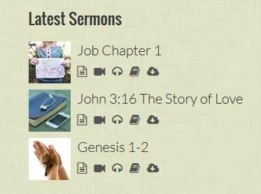 sermonsWidget